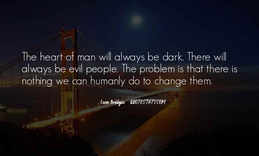 Quotes About Problem Of Evil #1065125