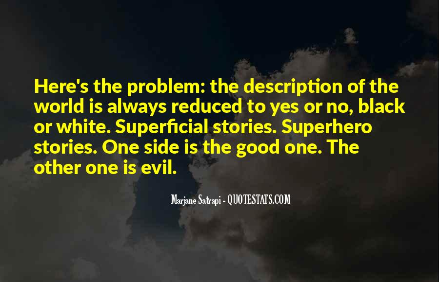 Quotes About Problem Of Evil #110246