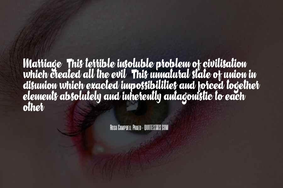 Quotes About Problem Of Evil #1326947