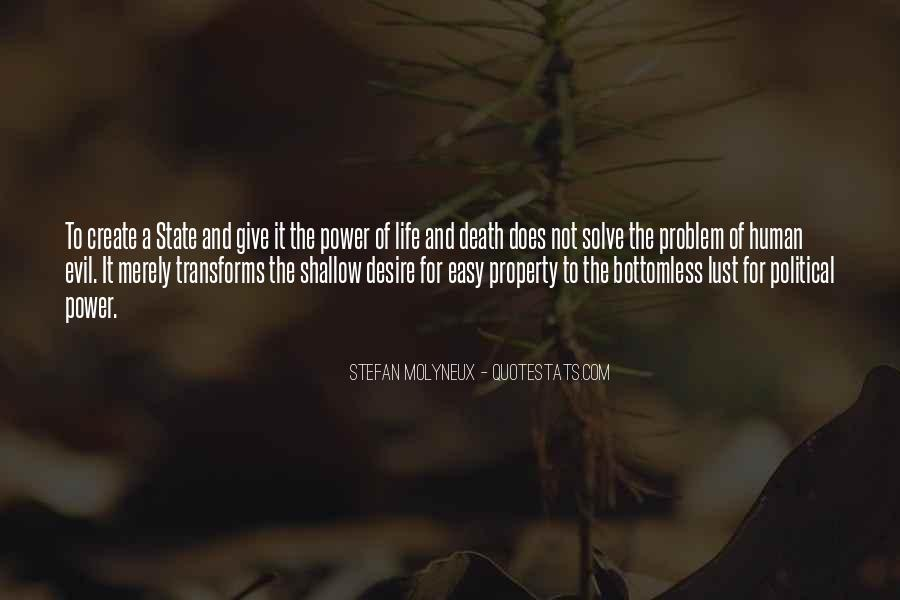 Quotes About Problem Of Evil #1481207