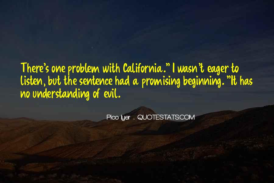 Quotes About Problem Of Evil #1661184