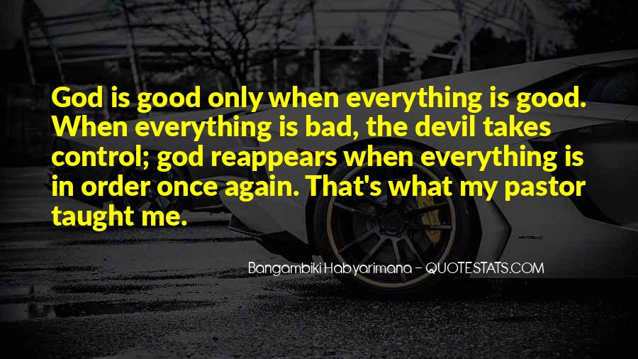Quotes About Problem Of Evil #1768136