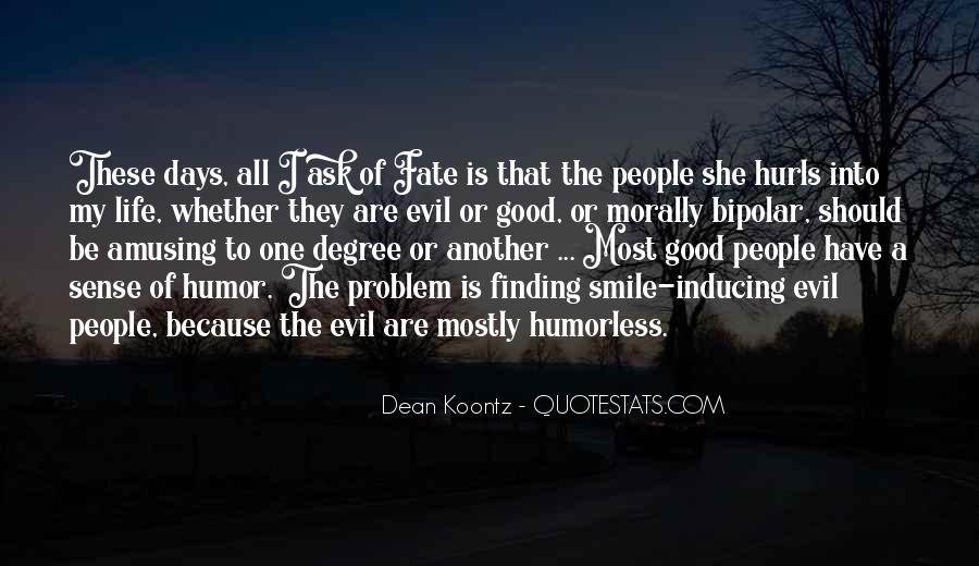 Quotes About Problem Of Evil #486745