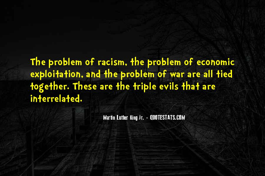 Quotes About Problem Of Evil #557440