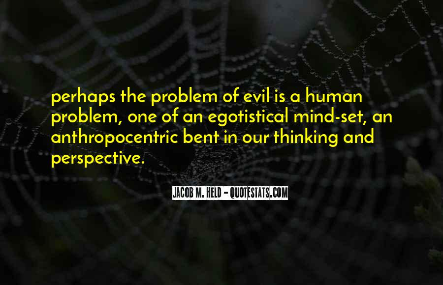 Quotes About Problem Of Evil #673006