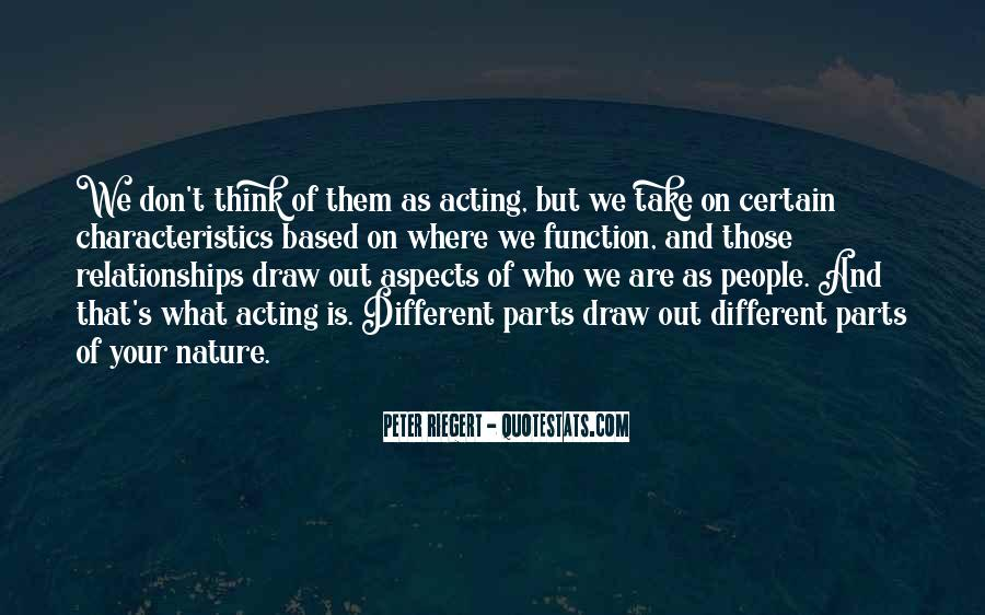 Quotes About Relationships And Nature #151926