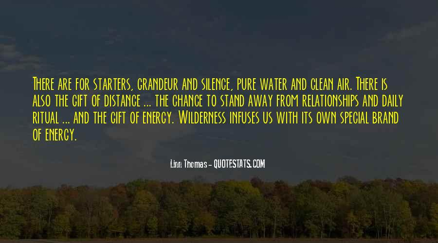 Quotes About Relationships And Nature #1838533