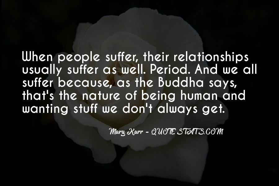 Quotes About Relationships And Nature #702330