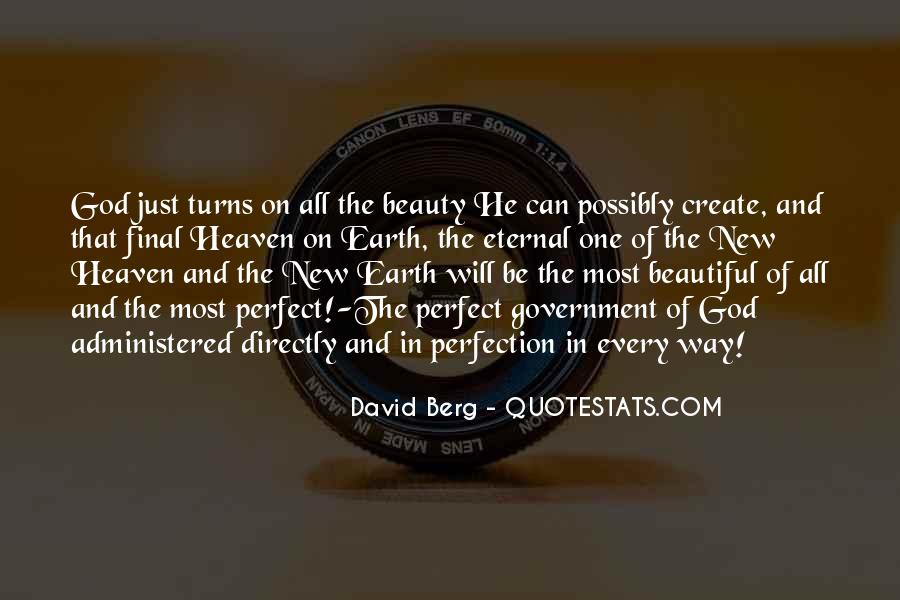 Quotes About Perfection And Beauty #1563227