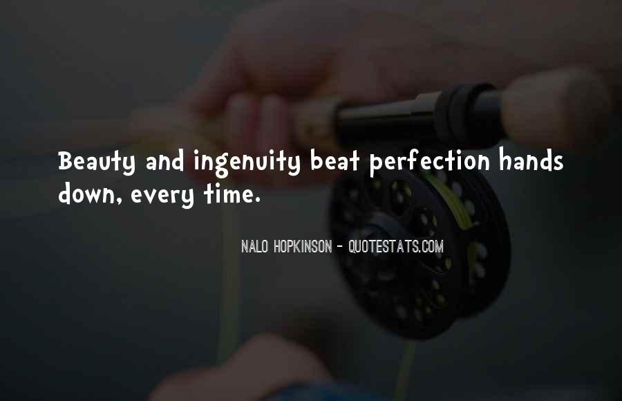 Quotes About Perfection And Beauty #1655413