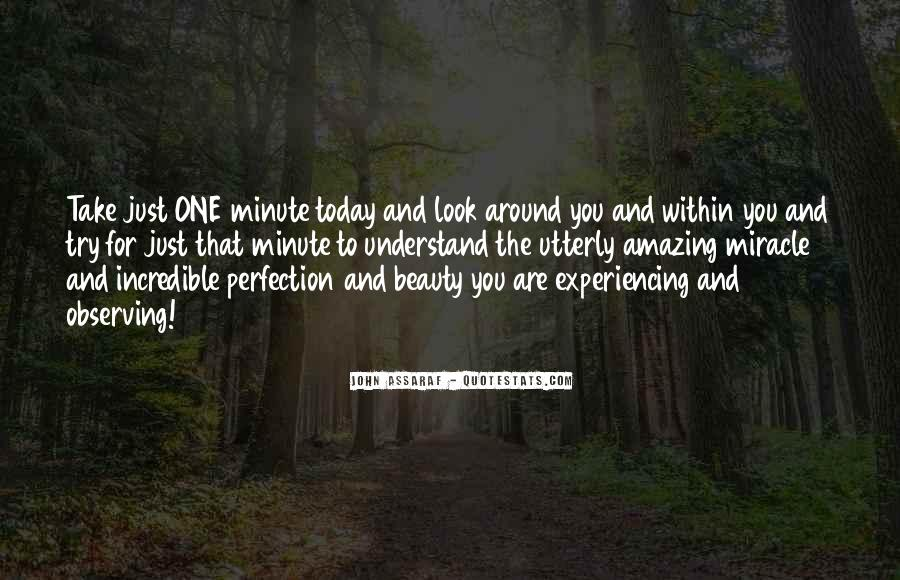 Quotes About Perfection And Beauty #999361