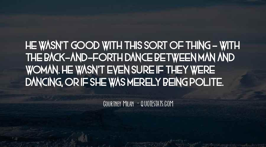Quotes About Your Man Flirting #900637