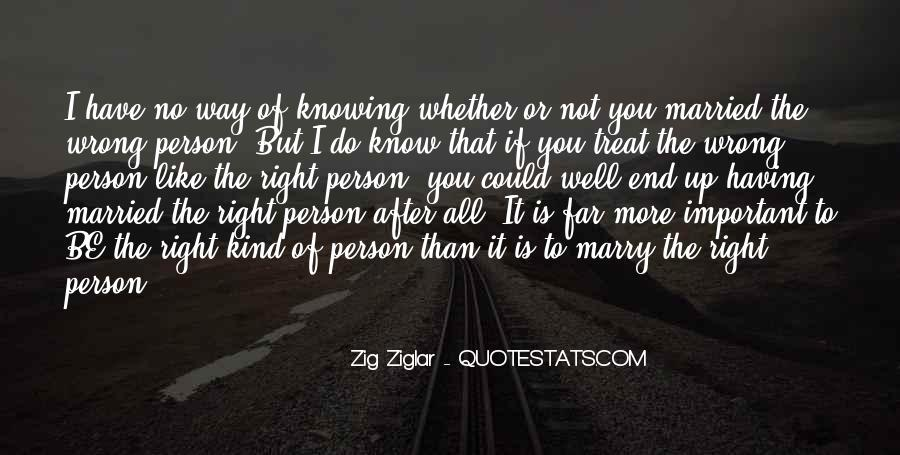 Quotes About Knowing The Person You Love #456132