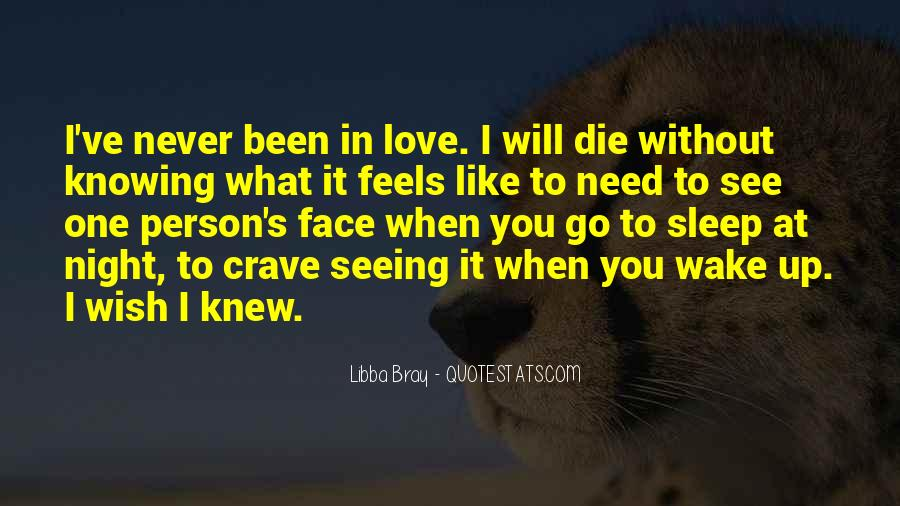 Quotes About Knowing The Person You Love #457217