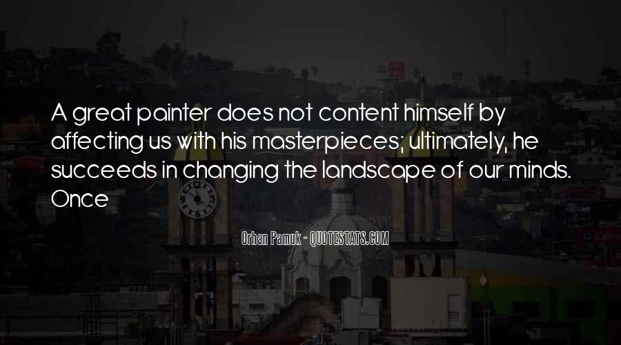 Quotes About Painter #150059