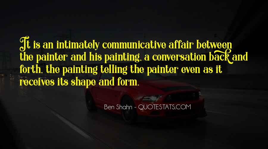 Quotes About Painter #163330