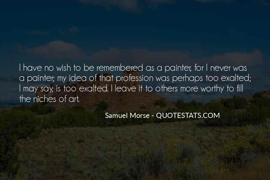 Quotes About Painter #43715