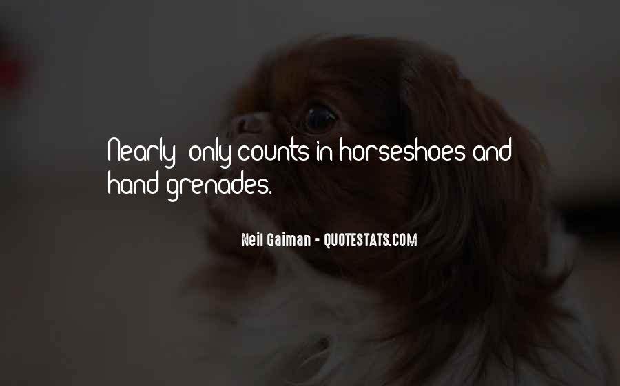 Quotes About Grenades #1033618