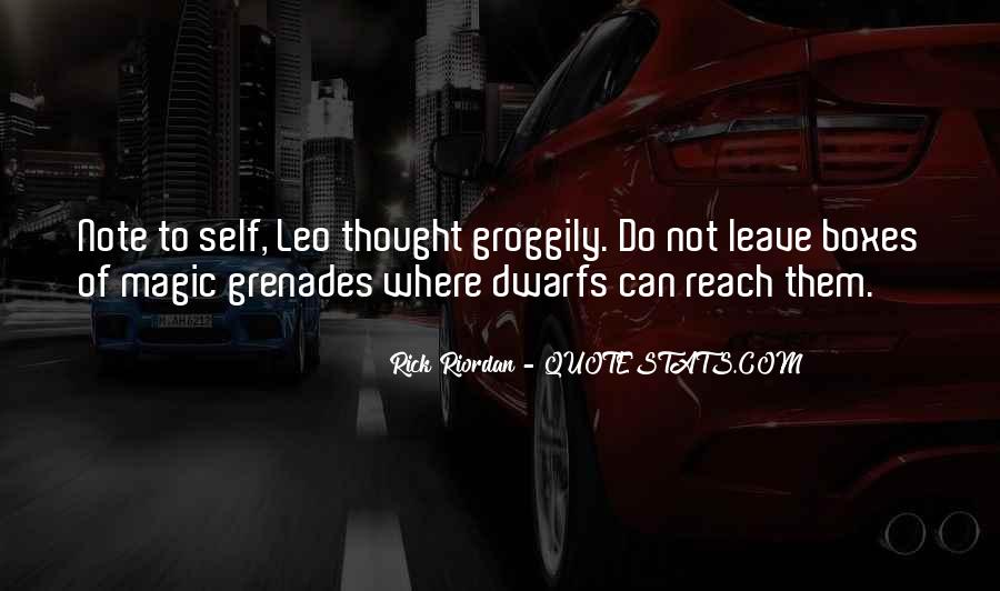Quotes About Grenades #1072328