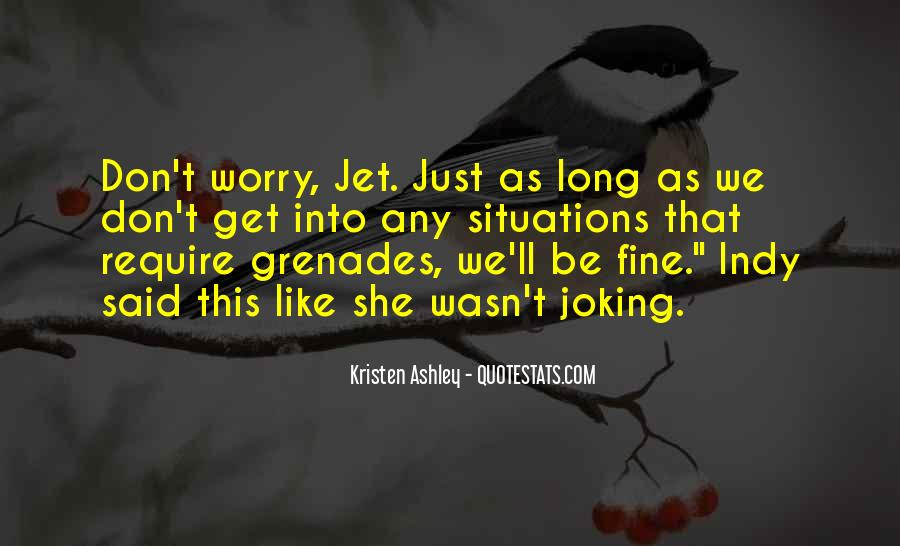Quotes About Grenades #1106743