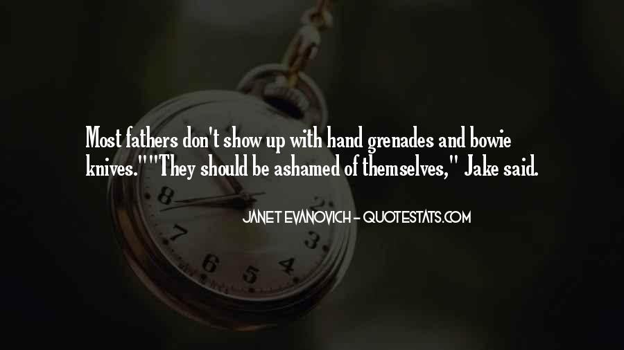 Quotes About Grenades #1697226