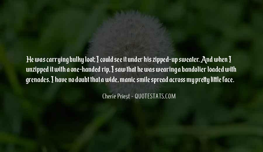 Quotes About Grenades #188418