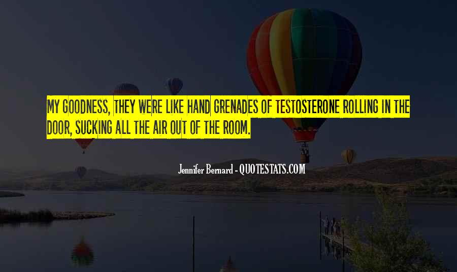 Quotes About Grenades #257163
