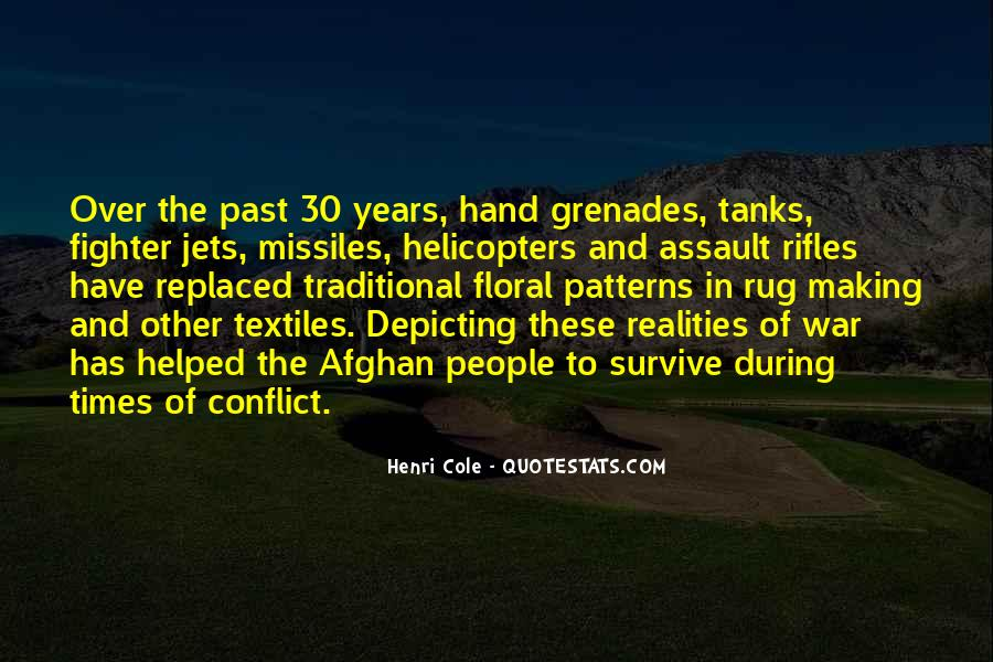 Quotes About Grenades #344059