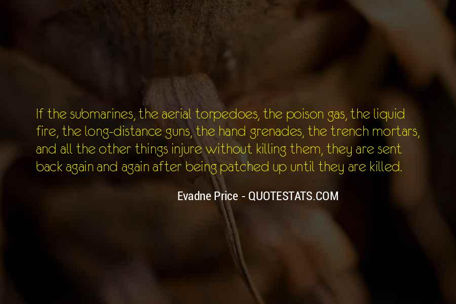 Quotes About Grenades #735637