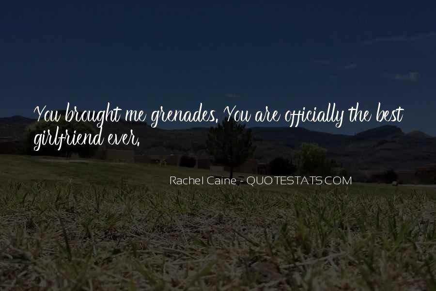 Quotes About Grenades #951104