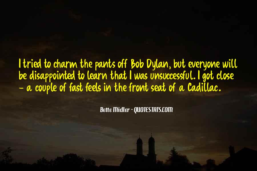 Quotes About Cadillacs #396704