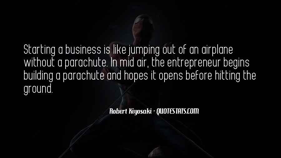 Quotes About Jumping In The Air #1203475