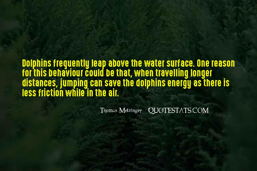 Quotes About Jumping In The Air #542698