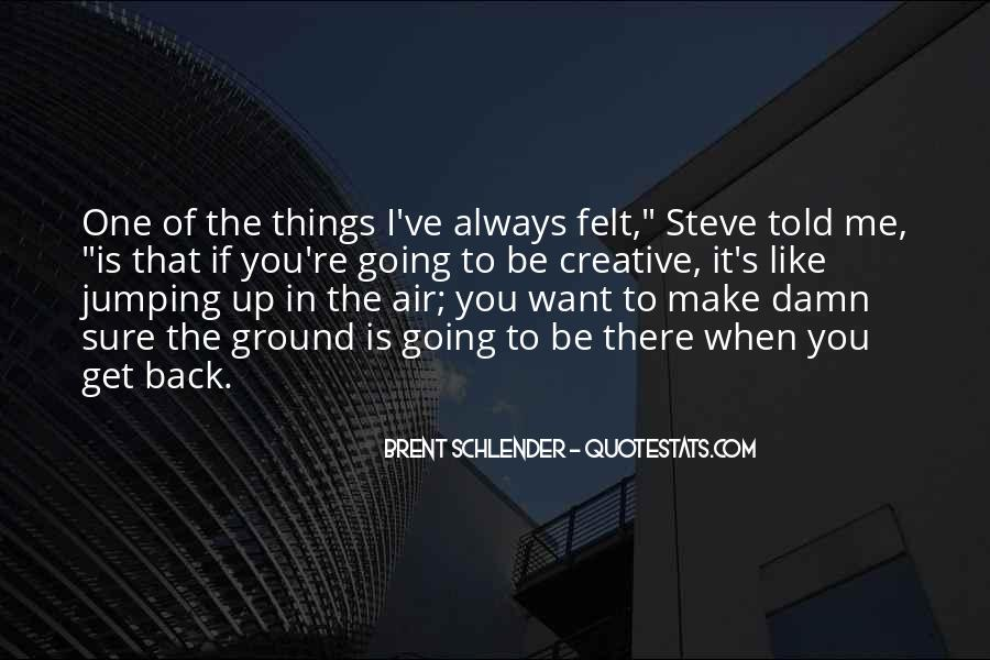 Quotes About Jumping In The Air #556773
