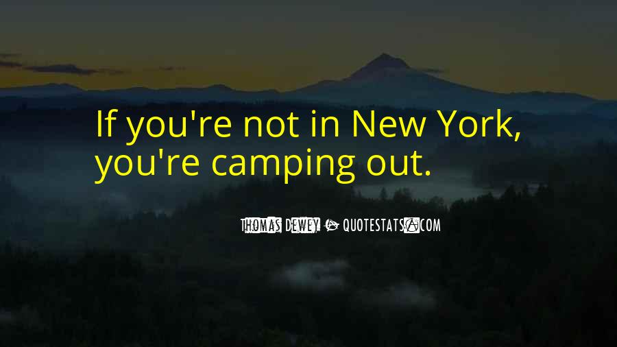 Quotes About Camping #142520