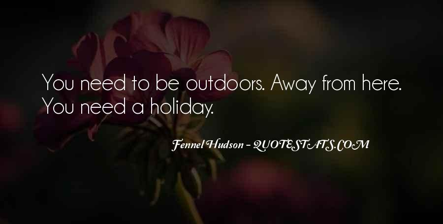 Quotes About Camping #3109