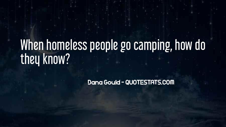 Quotes About Camping #34471