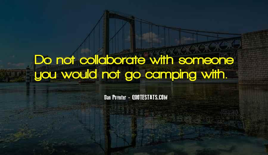 Quotes About Camping #560074