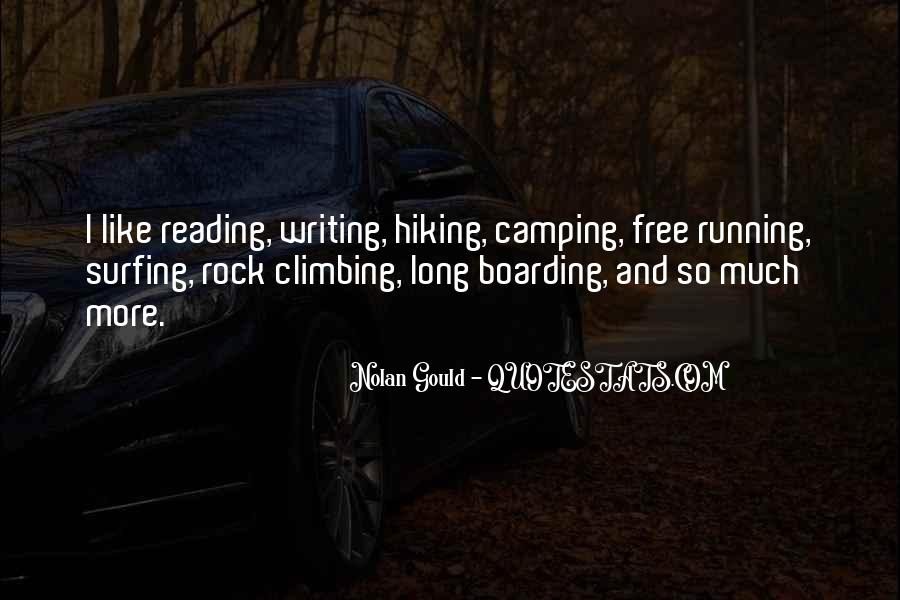 Quotes About Camping #580857