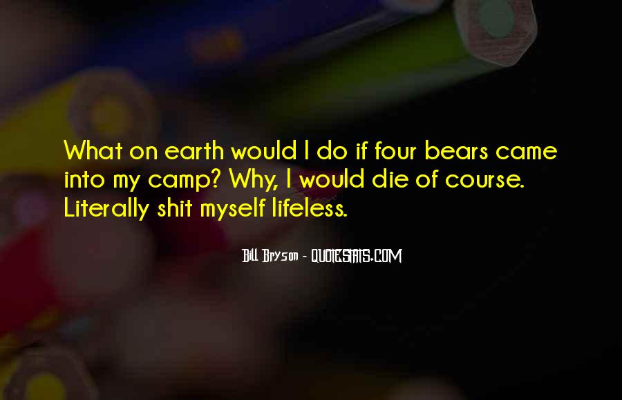 Quotes About Camping #799404