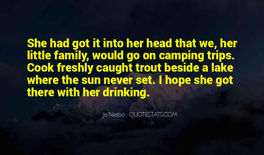 Quotes About Camping #856066