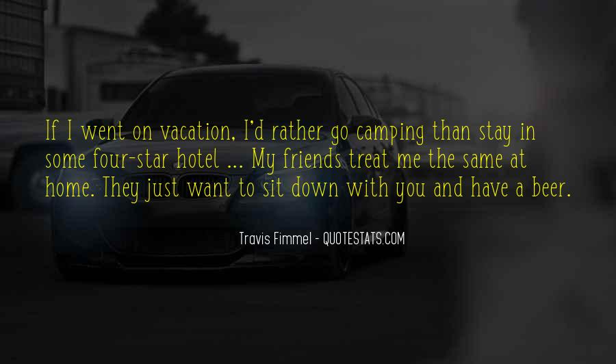 Quotes About Camping #876890