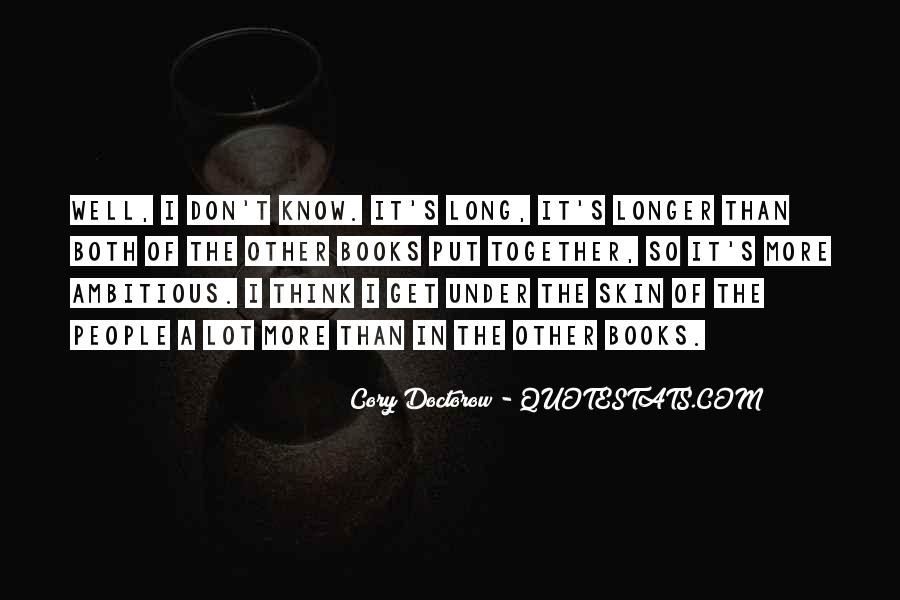 Quotes About The Don #858