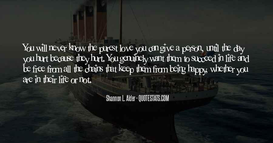 Quotes About True Happiness And Love #1211263