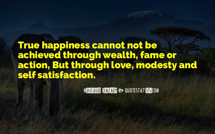 Quotes About True Happiness And Love #1702140