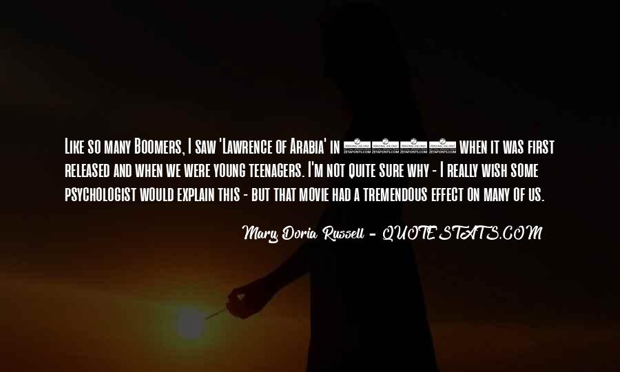 Quotes About Boomers #1203180