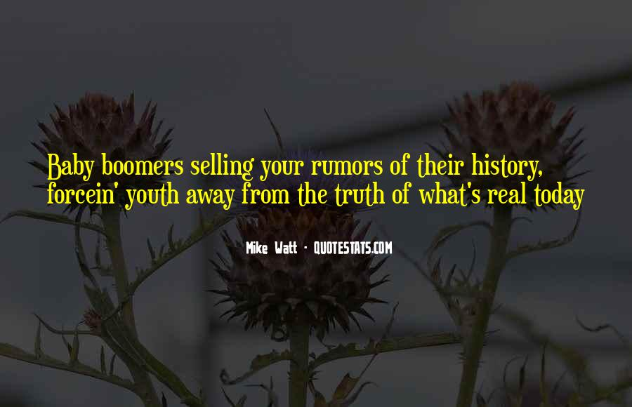 Quotes About Boomers #1243435