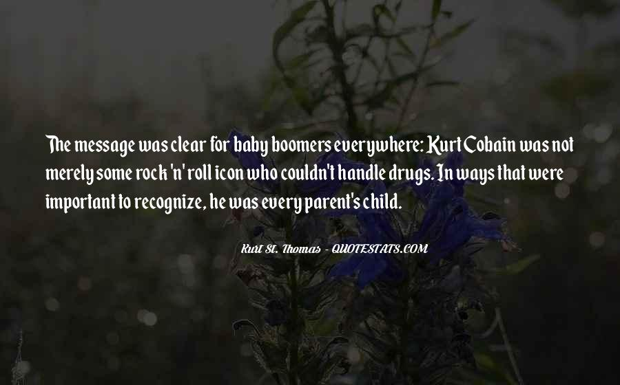 Quotes About Boomers #1297758