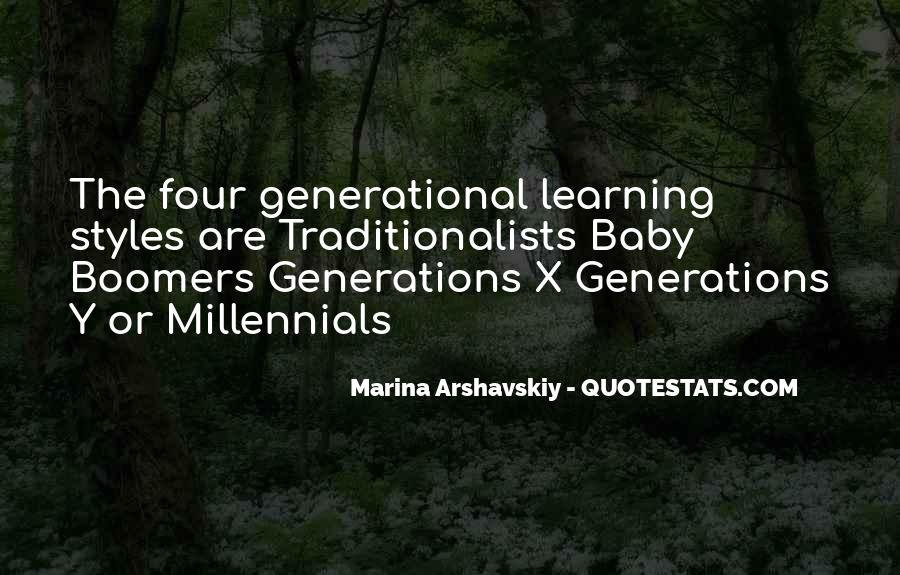 Quotes About Boomers #1319184