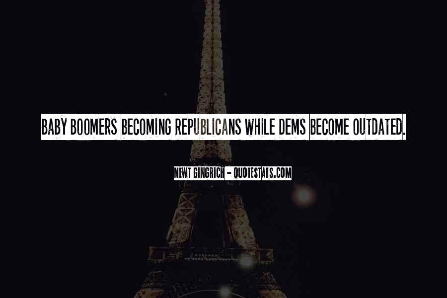 Quotes About Boomers #1565946